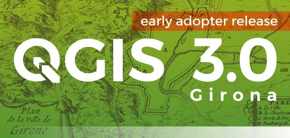 Changelog for QGIS 3 0